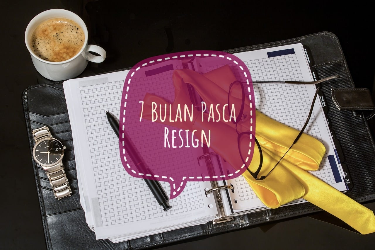 Imaginary Interview : 7 Bulan Pasca Resign